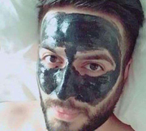 بلک ماسک صورت زغال