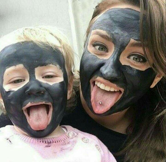خرید ماسک زغال برای صورت